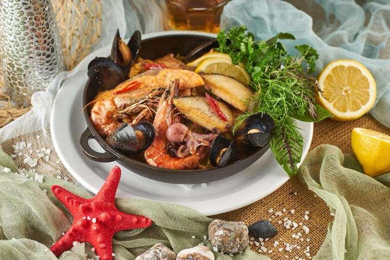 Закажите доставку из ресторана в Алупке Паэльи   Таверна Онейро