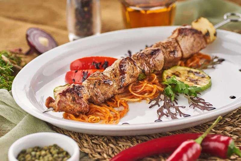 Закажите доставку из ресторана в Алупке Сувлаки | Таверна Онейро