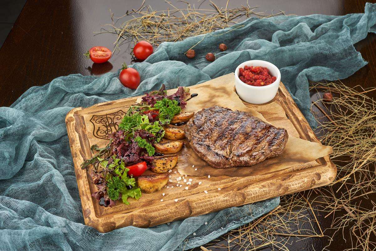 Закажите доставку из ресторана Стейка Онейро | Таверна Онейро