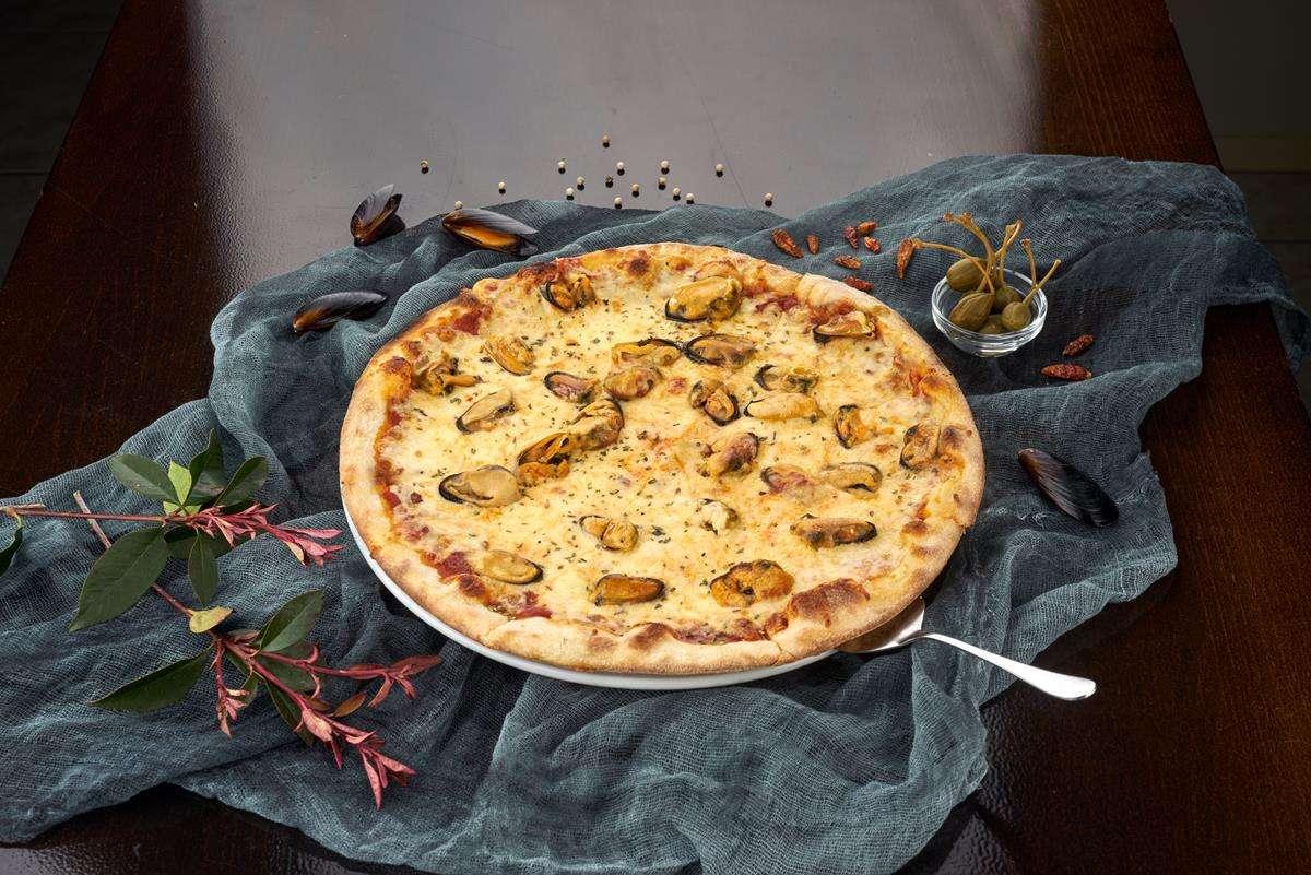 Пицца Моллюск