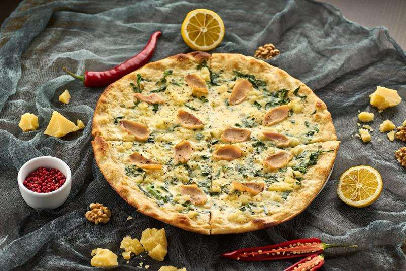 Закажите доставку в Алупке Пиццы Пелларо | Таверна Онейро
